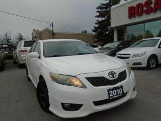 Used 2010 Toyota Camry NAV,BACKUP CAMERA 4 NEW BRAKES NO ACCIDENTS for sale in Oakville, ON