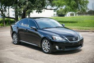 Used 2010 Lexus IS 250 excelent condition for sale in Toronto, ON
