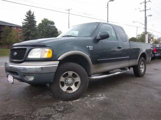 Used 2002 Ford F-150 XLT for sale in Whitby, ON