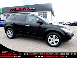 Used 2005 Nissan Murano SL AWD SUNROOF for sale in Milton, ON
