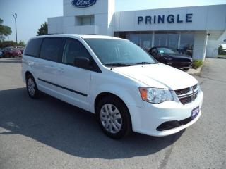 Used 2014 Dodge Caravan SE for sale in Napanee, ON