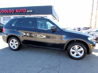 Used 2008 BMW X5 3.0si Navigation Camera Panoramic Certified for sale in Milton, ON