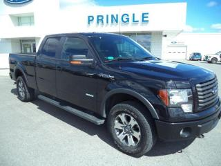 Used 2012 Ford F-150 FX4 for sale in Napanee, ON