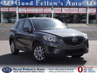 Used 2015 Mazda CX-5 GREY GX MODEL, 2.5 LITER for sale in North York, ON