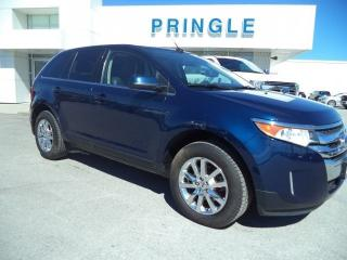 Used 2012 Ford Edge Limited for sale in Napanee, ON