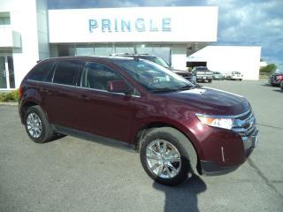 Used 2011 Ford Edge Limited for sale in Napanee, ON