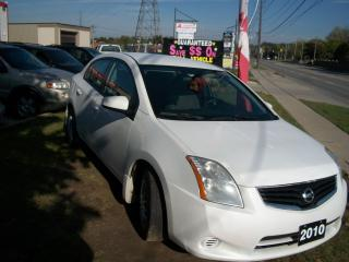 Used 2010 Nissan Sentra 2.0 S for sale in Cambridge, ON