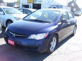 Used 2007 Acura CSX One Owner,No accident,Sunroof,Alloys, for sale in Kitchener, ON