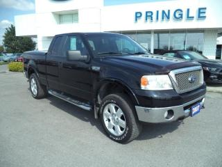 Used 2007 Ford F-150 Lariat for sale in Napanee, ON