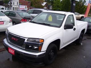 Used 2007 GMC Canyon SL Z85 for sale in Kitchener, ON