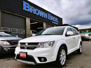 Used 2015 Dodge Journey R/T for sale in Surrey, BC