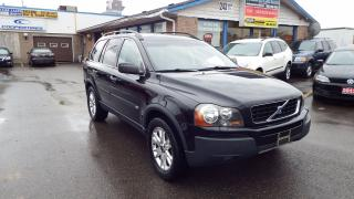 Used 2004 Volvo XC90 XC90/ AS IS /SUNROOF/7 SEATER/IMMACULATE$2999 for sale in Brampton, ON