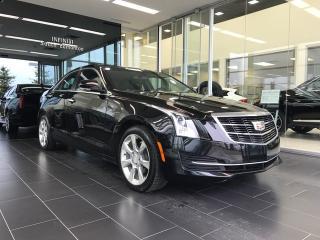 Used 2015 Cadillac ATS 2.0L Turbo Luxury, Heated Steering Wheel/Seats for sale in Edmonton, AB