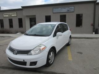 Used 2008 Nissan Versa 1.8 S for sale in Burlington, ON