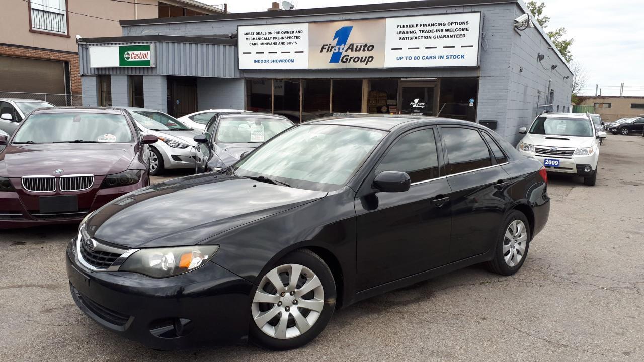 Photo of Black 2009 Subaru Impreza