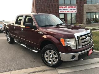 Used 2009 Ford F-150 SUPERCREW XLT for sale in Etobicoke, ON