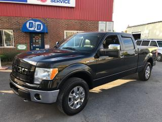 Used 2010 Ford F-150 4X4 Lariat SuperCrew 157
