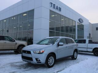 Used 2012 Mitsubishi RVR ES, BLUETOOTH, AIR CONDITIONING, CRUISE, VEHICLE INFO DISPLAY, CLTH, FWD for sale in Edmonton, AB