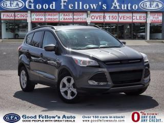 Used 2015 Ford Escape SE MODEL, FWD, REARVIEW CAMERA, 1.6 LITER ECOBOOST for sale in North York, ON