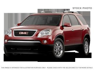 Used 2008 GMC Acadia for sale in Lethbridge, AB