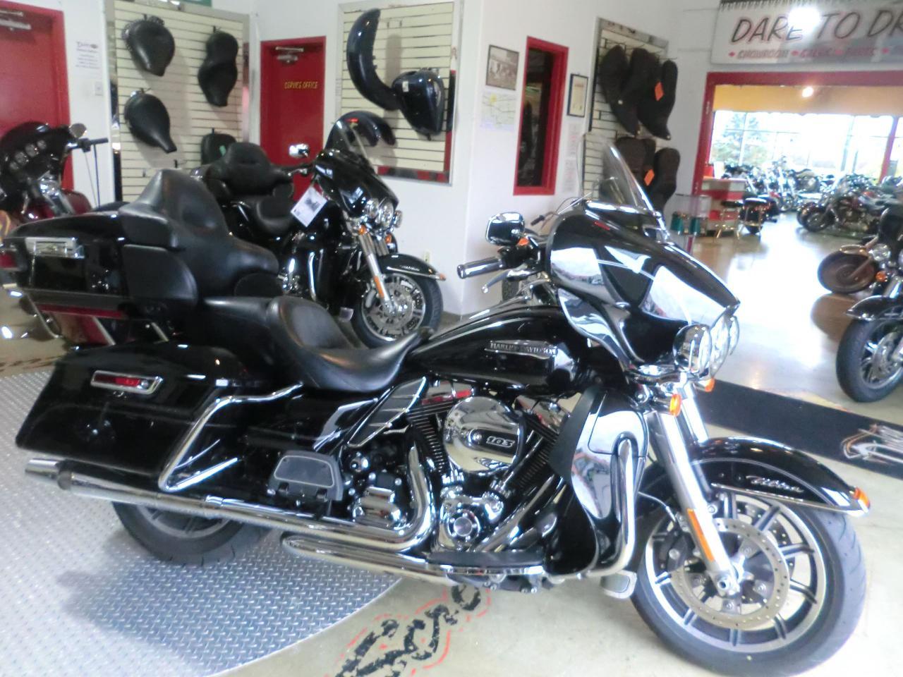 2014 Harley-Davidson ULTRA CLASSIC ELECTRA GLIDE ULTRA CLASSIC
