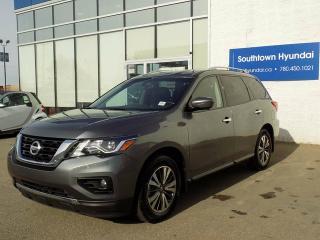 Used 2017 Nissan Pathfinder SV for sale in Edmonton, AB