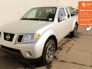 Used 2015 Nissan Frontier PRO-4X 4x4 King Cab for sale in Edmonton, AB