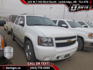 Used 2007 Chevrolet Avalanche LTZ-4X2, Rear DVD, Rear Park Assist, Remote Start for sale in Lethbridge, AB