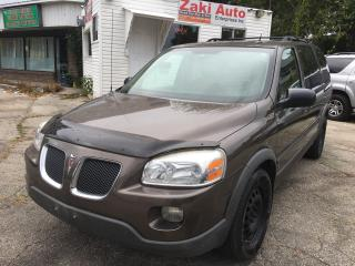 Used 2008 Pontiac Montana w/1SB for sale in Scarborough, ON