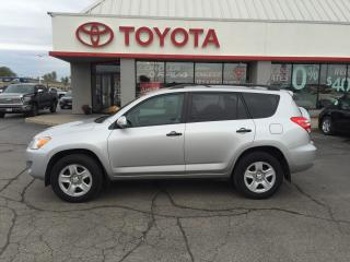Used 2012 Toyota RAV4 BASE for sale in Cambridge, ON