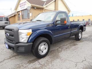 Used 2012 Ford F-250 XL  Regular Cab 8Ft Box Certified ONLY 44,000KMs for sale in Etobicoke, ON