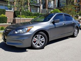 Used 2011 Honda Accord SE Sedan for sale in Coquitlam, BC