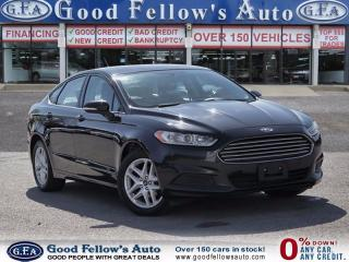 Used 2014 Ford Fusion SE MODEL, 4 CYL, 2.5 LITER for sale in North York, ON
