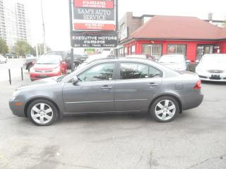 Used 2007 Kia Magentis LX FULLY LOADED for sale in Scarborough, ON