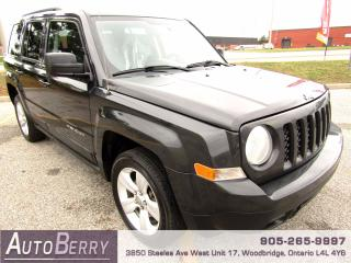 Used 2011 Jeep Patriot NORTH - 4WD - 2.4L for sale in Woodbridge, ON
