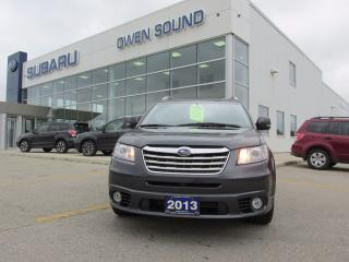 Used 2013 Subaru Tribeca LIMITED for sale in Owen Sound, ON