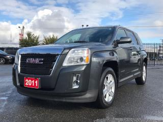 Used 2011 GMC Terrain AWD for sale in Langley, BC