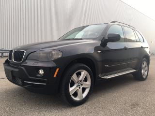 Used 2007 BMW X5 3.0si - 7 Passengers, Tech Package for sale in Mississauga, ON