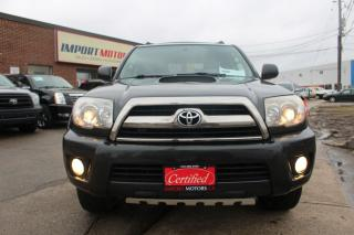 Used 2007 Toyota 4Runner V6,SPORT EDITION,VERY CLEAN for sale in North York, ON