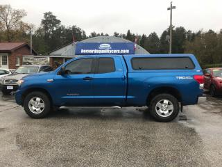 Used 2007 Toyota Tundra SR5   ONE OWNER! for sale in Flesherton, ON
