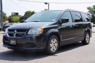 Used 2011 Dodge Grand Caravan Crew Stow 'N Go *Low Km* No Accident! for sale in North York, ON