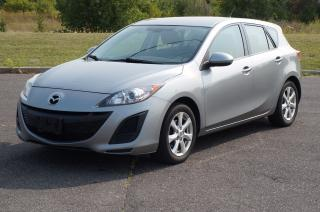 Used 2011 Mazda MAZDA3 GS Sport Hatch Back  5-Speed Manual - Mint for sale in North York, ON