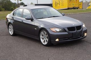 Used 2007 BMW 3 Series 335i Clean Car! for sale in North York, ON