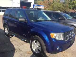 Used 2008 Ford Escape XLT for sale in Beeton, ON