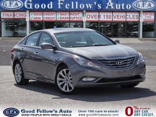 Used 2013 Hyundai Sonata SE MODEL, SUNROOF, LEATHER SEATS, 4 CYL, 2.4 LITER for sale in North York, ON