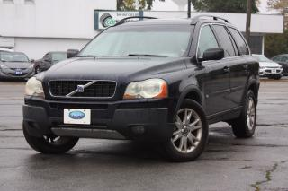 Used 2006 Volvo XC90 2.5L Turbo 7 seat for sale in Brantford, ON