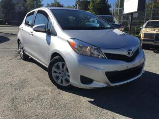 Used 2013 Toyota Yaris LE for sale in Surrey, BC