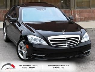 Used 2013 Mercedes-Benz S-Class S 550 |Navigation|Night Vision|Drive Assist|AMG for sale in North York, ON