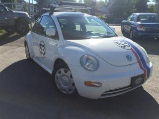 Used 2000 Volkswagen Beetle Love Bug for sale in Surrey, BC
