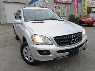Used 2006 Mercedes-Benz ML 350 3.5L w/Premium Pkg for sale in Oakville, ON
